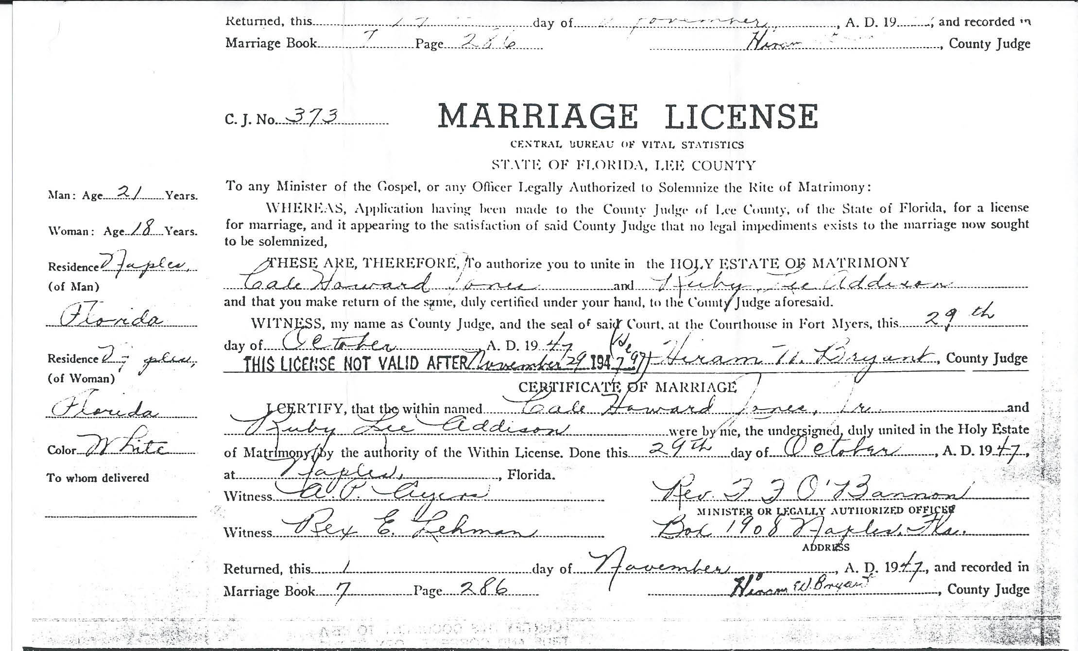Marriage certificate search indiana marriage certificate search 1betcityfo Choice Image