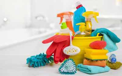 Non-Toxic Alternatives to Toilet Cleaners