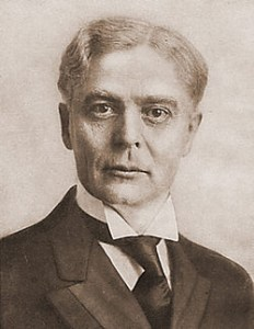 Ole Hanson in 1919 (Wikipedia photo).