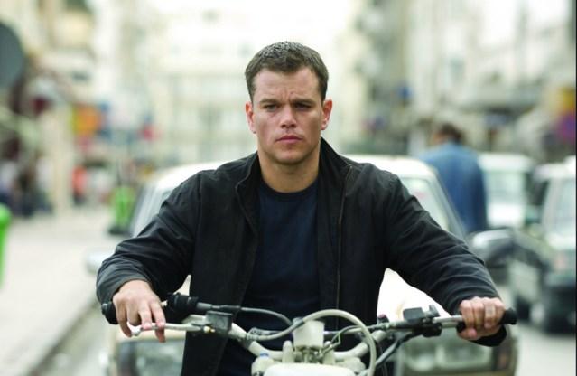 "MATT DAMON is back in ""Jason Bourne,"" opening this weekend."