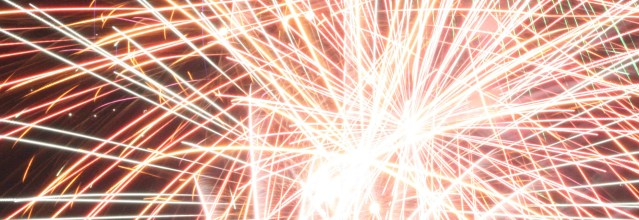 CITATIONS for illegal fireworks were up this year in Garden Grove, but down in Huntington Beach.