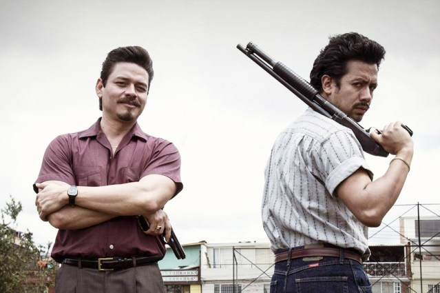 """""""NARCOS 2"""" continues the story of the rise and fall of Columbian drug cartels."""