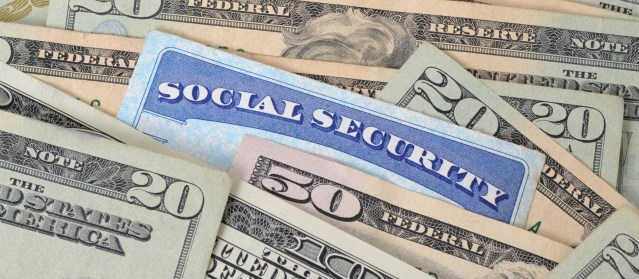 SOCIAL SECURITY benefits will get a tiny increase.