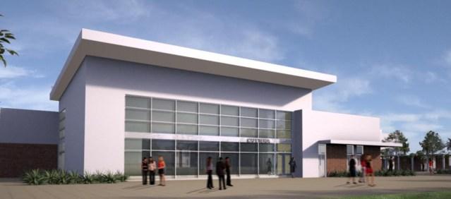 NEW CAFETERIA design for La Quinta and Pacifica high schools (GGUSD photo),