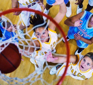 SIX of nine local prep basketball teams won Tuesday night, including two of four girls teams.