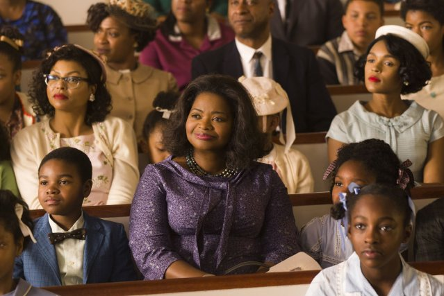"""""""HIDDEN FIGURES"""" tells the story of the contribution of black women to NASA in the early days of space flight."""
