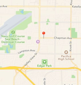 A MAN WAS stabbed Thursday night in West Garden Grove (Google map).