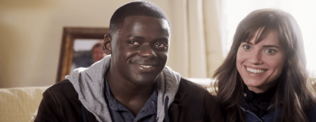 """DANIEL KALUUYA and Allison Williams stars in """"Get Out,"""" a horror flick with social commentary."""