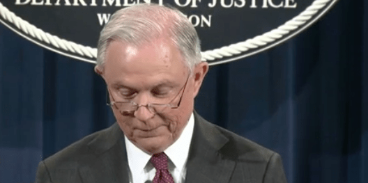 ATTORNEY GENERAL Jeffrey Sessions announced Thursday he would recuse himself from a role in Justice Department investigations into possible Russian interference in the 2016 election.