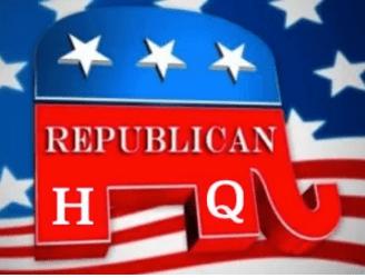 Republican Headquarters Opens In Orange