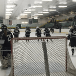 Girls Hockey: SCC South Division Semifinal Hamden 3, Blades 2 In Double Overtime
