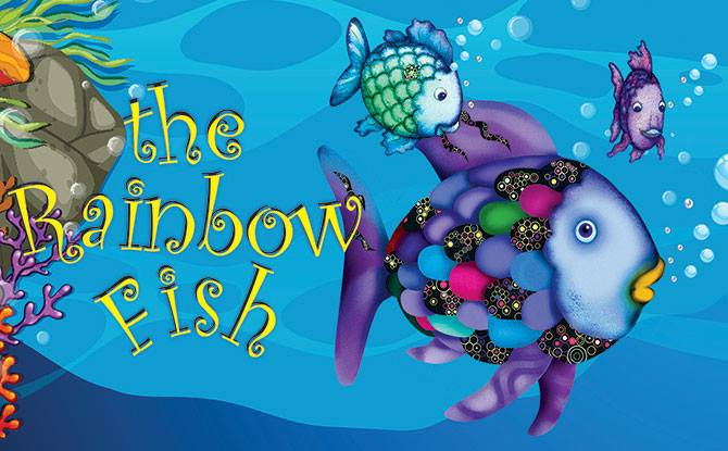 Case Memorial Library Hosts The Rainbow Fish Drama Workshop