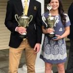 Meet Amity's Two 2018 Scholar Athletes