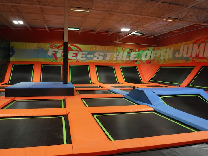 Urban Air Adventure Park Is Open Come Try It Out