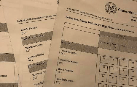 How Did Orange Vote In The Primaries? District 2 Results