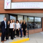 Orange Chamber Welcomes the International Vein Clinic To Town