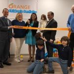 New Orange Business Dedicated To Children's Dentistry