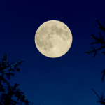 The Full Snow Moon Best Viewing Friday Night