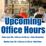 Orange Legislators Upcoming Office Hours With Constituents