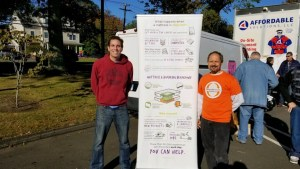 OVFD Meat-O Fundraiser @ Orange Center Fire House