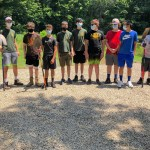 Timely News: Boy Scout Breathes New Life Into Outdoor Classroom