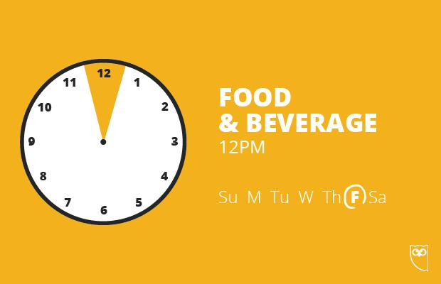 food-beverage-posting-time