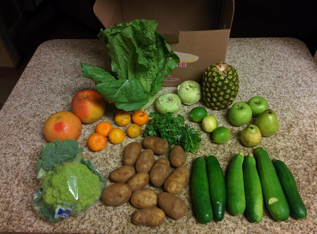Imperfect Produce Review: The Good, The Bad and The Not So
