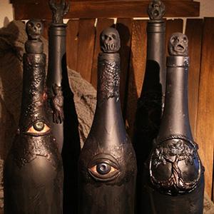 OrangeJar Creepylicious Bottles