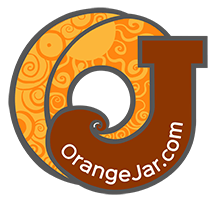OrangeJar logo