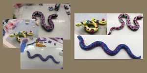 Snakes By Cathy