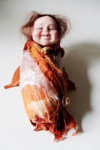 Baby Elf by OrangeJar Art