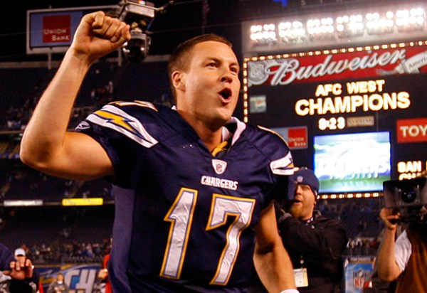 San Diego Chargers win the West!   Orange Juice Blog