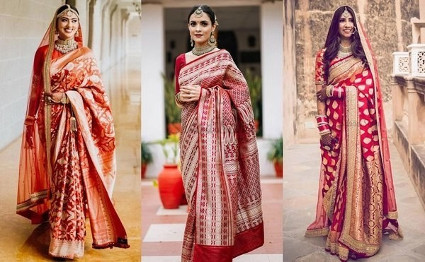 How to Pick a Silk Saree for Your Wedding?