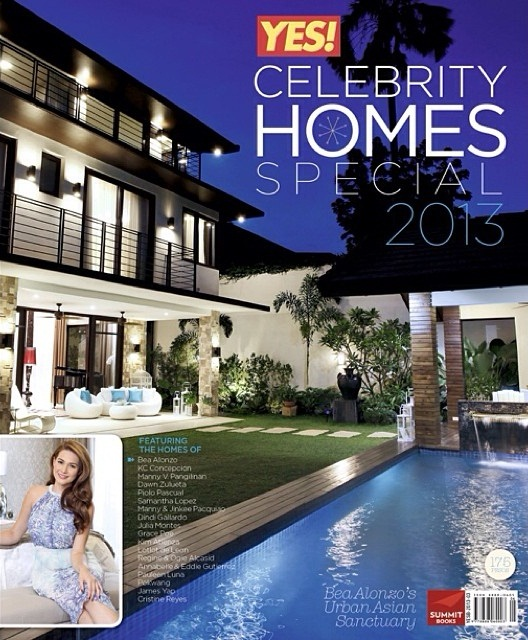 YES Celebrity Homes Features Bea Alonzo Piolo Pascual