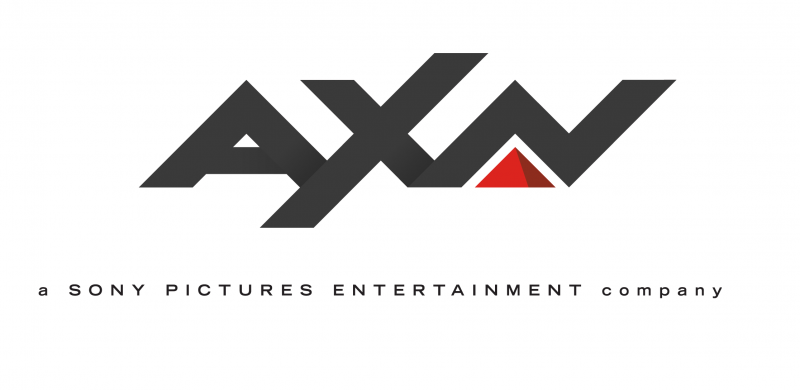 Image result for AXN sony network logo