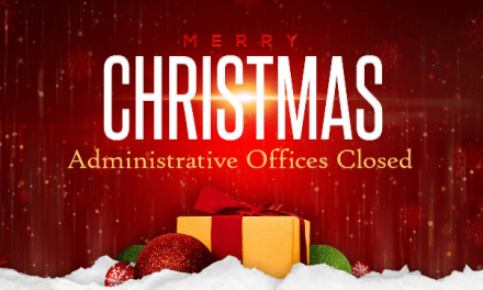 Office hours over Christmas