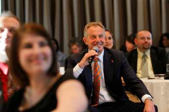 An Evening with Tony Blair