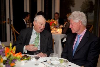President William Jefferson Clinton benefit