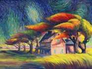 Van Gogh Autumn