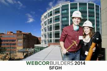 Webcor Builders Holiday Party 2014 - Lucky Strike - SF, CA, USA