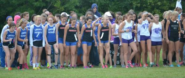 GIRLS CROSS COUNTRY – Orange Pioneer Athletics