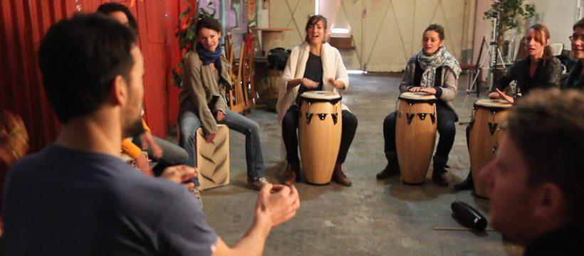 Atelier Rythme Signé - Las Gabachas de la Cumbia