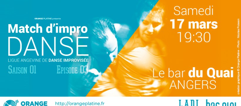 Match d'Impro Danse - LADI s01e03