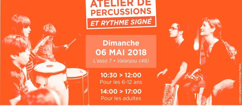 Atelier du Rythme Signé - 6 mai 2018 - Asso 7