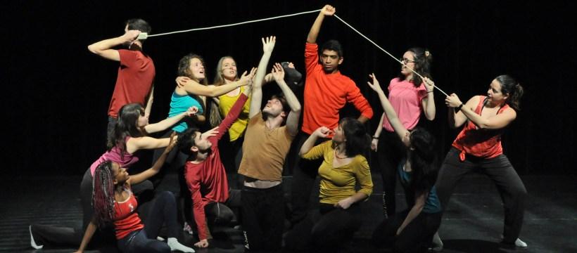La Rallonge - Troupe étudiante de Théâtre et Danse improvisés