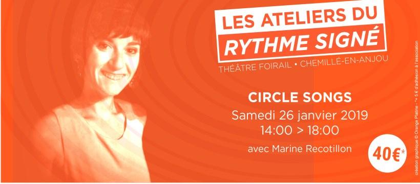 Atelier Chant Marine Recotillon - 26012019