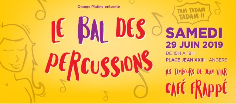 Bal des Percussions Angers la Roseraie 20190629