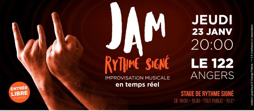 Jam Rythme Signé - Le 122 190531