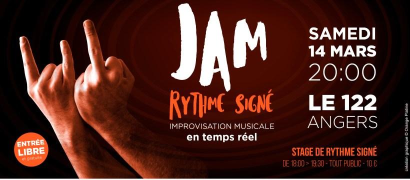 Jam Rythme Signé - Le 122 200314