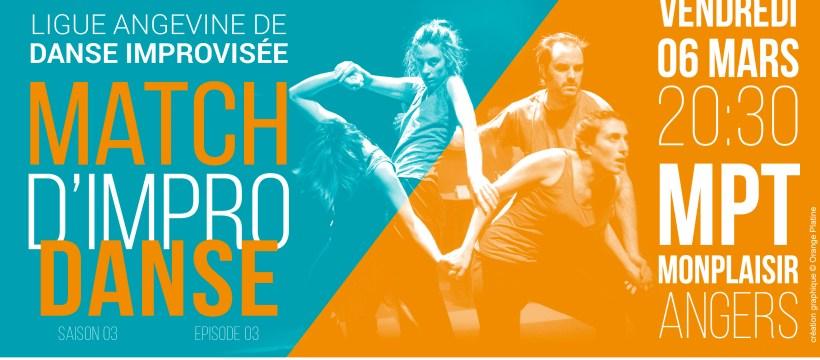 Match d'impro danse - LADIs03e03